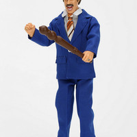 Ron Burgundy Battle Ready Figure - Urban Outfitters