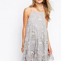 Little White Lies Cami Dress With Embroidery Detail