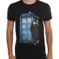Doctor Who Bad Wolf 10th Doctor T-Shirt