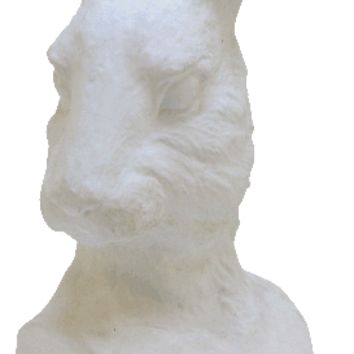 Oly Studio Ramsey Fiver Animal Bust - Rabbit