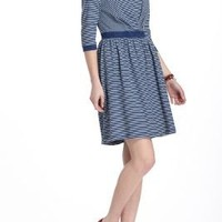 Patched Racquet Dress - Anthropologie.com
