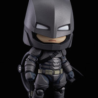 Batman: Justice Edition Nendoroid Batman v Superman: Dawn of Justice (Pre-Order)