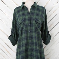 Altar'd State Mad For Plaid Top | Altar'd State
