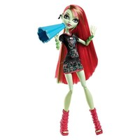 Venus McFlyTrap Monster High Spirit Doll