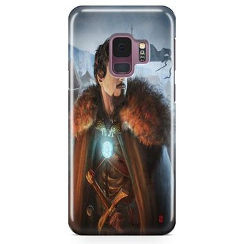 Iron Man The Demon Samsung Galaxy S9 Case | Casefantasy