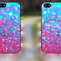 iphone 5s case,iphone 5s cases,iphone 5s cover,cute iphone 5s case,cool iphone 5s case--best friends,in plastic,silicone.