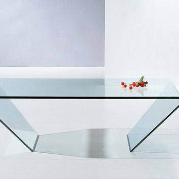 519-A MODERN COFFEE TABLE BY J&M FURNITURE