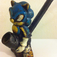 Tobacco Hand Made Pipe, Sonic Design