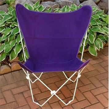 Folding Butterfly Chair - Light