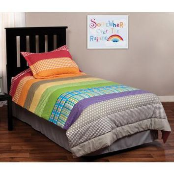Rainbow Connection Twin Bedding Set