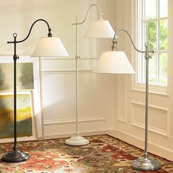 Adair Floor Lamp | Pottery Barn
