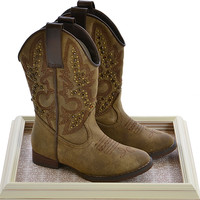 Volatile Kids Cowgirl Boots Stunner