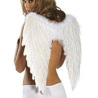 Sexy Feather Angel Princess Wings Halloween Accessory