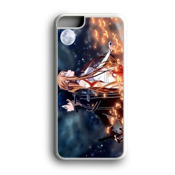 Black Friday Offer Sword Art Online Anime Sao Kazuto Kirigaya Kirito Asuna Yuuki Shino Asada Sinon iPhone Case & Samsung Case