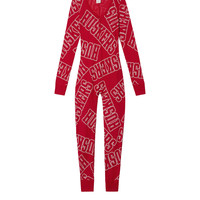 University Of Nebraska Henley Onesuit - PINK - Victoria's Secret