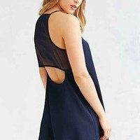 The Fifth Label Don't Panic Dress- Navy