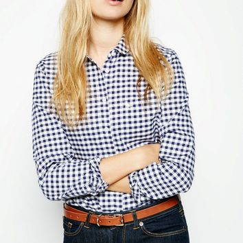SOUTHBROOK CLASSIC GINGHAM SHIRT