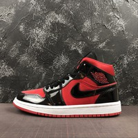 Air Jordan 1 Mid Hot Punch - Best Deal Online