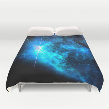 Starlight Duvet Cover by 2sweet4words Designs