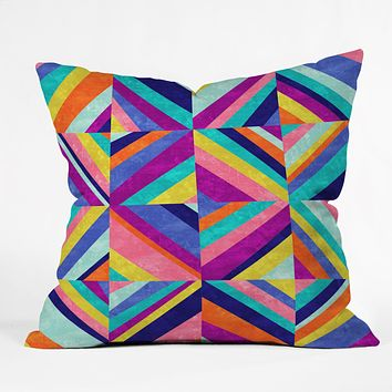 Jacqueline Maldonado Hybrid 1 Throw Pillow