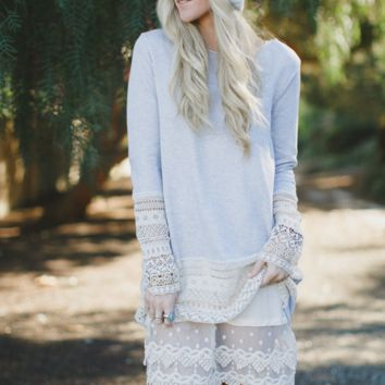 Layering Love Lace Slips - Ivory