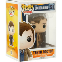 Funko Doctor Who Pop! Television Tenth Doctor Vinyl Figure