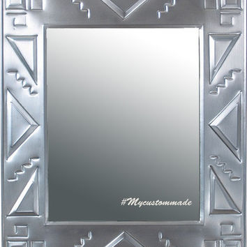 "Tin Mirror ""Luxemburgo"""