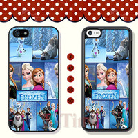 Disney Princess, Frozen, iPhone 5 case iPhone 5c case iPhone 5s case iPhone 4 case iPhone 4s case, Samsung Galaxy S3 \S4 Case --X51034