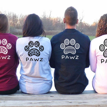 Pawz for a Cause Leave Your Print Today