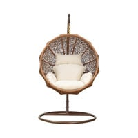 Nested Hanging Lounge Chair