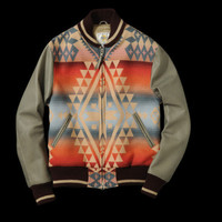 SF-based Golden Bear varsity jackets are so good I... - Red Eyed n Blue