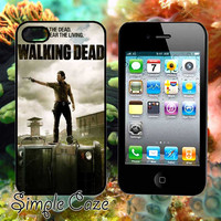 The Walking Dead,Accsessories,Case,Cell Phone,iPhone 4/4S,iPhone 5/5S/5C,Samsung Galaxy S3,Samsung Galaxy S4,Rubber/1112Q17
