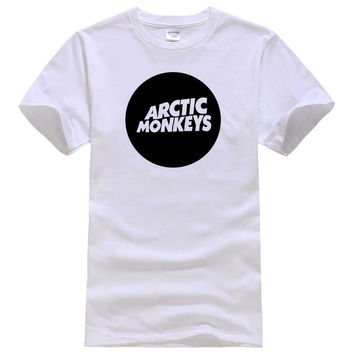 168a6f15d arctic monkeys t shirt circle music indie rock band tour swag s