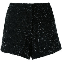 Manish Arora Sequinned Shorts - Farfetch