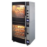 Electric Rotisserie Oven - 75 PCS, 13.7 KW, 1000*860*2080 mm, TT-WE1236