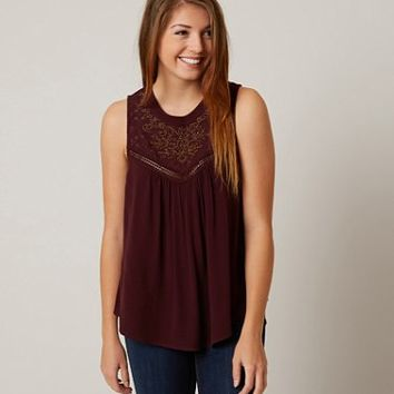 DAYTRIP BEADED TANK TOP