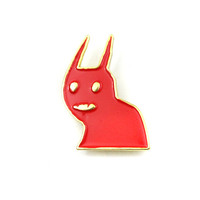 Red Demon Lapel Pin (Limited Edition)