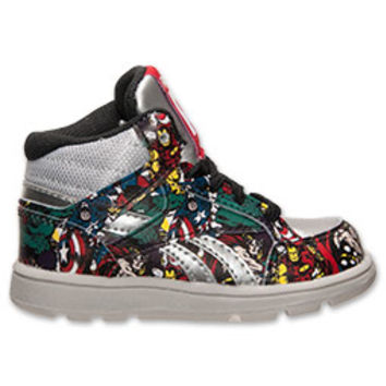 Boys' Toddler Reebok Marvel Multi Hero Shoes