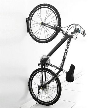 Bicycle Wall Hanger Bike Storage System For Garage or Shed Bicycle accessories tools tackle Bike Wall-Mount Hanger