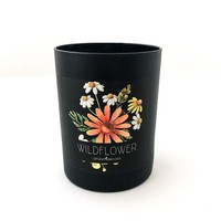 Hand Poured Widflower Soy Candle