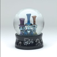 Corpse Bride Snow Globe Zombie Gentlemen Case Of 4