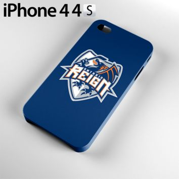 Ontario Reign Roster Case For iPhone 4 / 4S, 5 / 5S, 6 / 6S, 6 Plus / 6S Plus