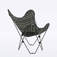 Mari Butterfly Chair Cover - Urban Outfitters