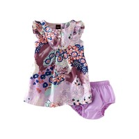 Cute Baby Girl Romper & Floral Romper | Tea Collection