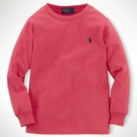 Cotton Crewneck Tee