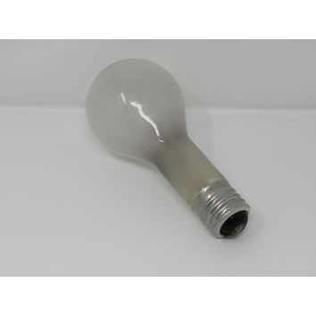 Westinghouse 300W Incandescent Light Bulb PS30 Frosted SPS30-1-WEC-A Vintage -- New