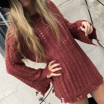 Crazy On You Tunic