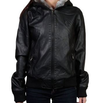 Obey - Women's Danger Zone Bomber Jacket