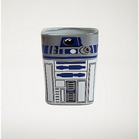 R2D2 Square 1.5 oz Shot Glass - Spencer's