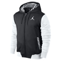 Nike Jordan AJX Accomplished Full-Zip Men's Hoodie - Black